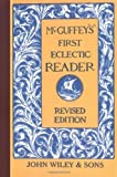 McGuffeys First Eclectic Reader (0471288896) by Thompson, J. E.