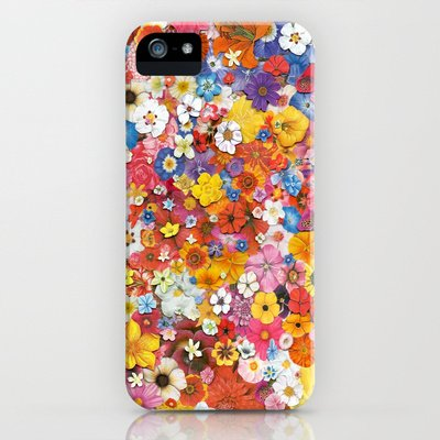 Society6/ソサエティシックス iphone5ケース  花柄 Flower