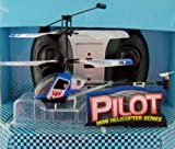 Radio Control Helicopter Pilot Series Blue 3 channel EASY TO FLY