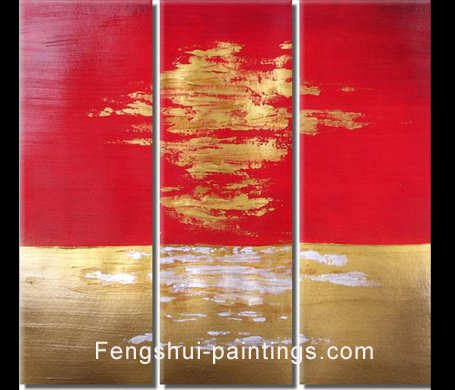 Abstract Artwork, Abstract Modern Art, Canvas Oil Painting c0856