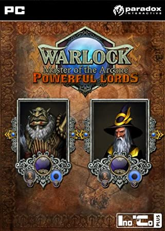 Warlock: Master of the Arcane - Powerful Lords DLC [Online Game Code]