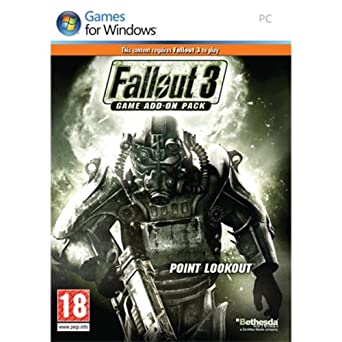 Fallout 3 DLC: Point Lookout  [Online Game Code]
