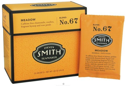 Steven Smith Teamaker - Herbal Infusions Tea Meadow No. 67 - 15 Tea Bags