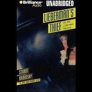 Lieberman's Thief Hörbuch