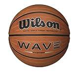 Wilson Wave Phenom Official Basketball, Orange,29.5-Inch