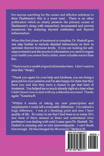 Hope for Hashimoto's: Volume 1