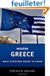 Modern Greece: What Everyone Needs to...