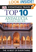 Top 10 Andalucia & Costa Del Sol (EYEWITNESS TOP 10 TRAVEL GUIDES)
