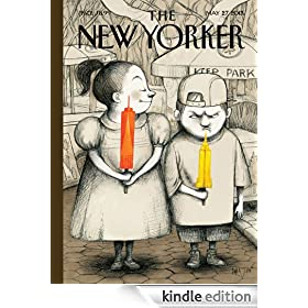 The New Yorker All Access for Kindle