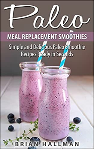 Paleo meal replacement smoothies