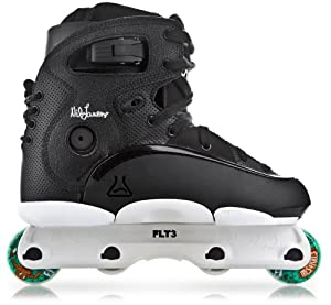 Remz Nils Jansons Aggressive Skates Black by Remz Skates
