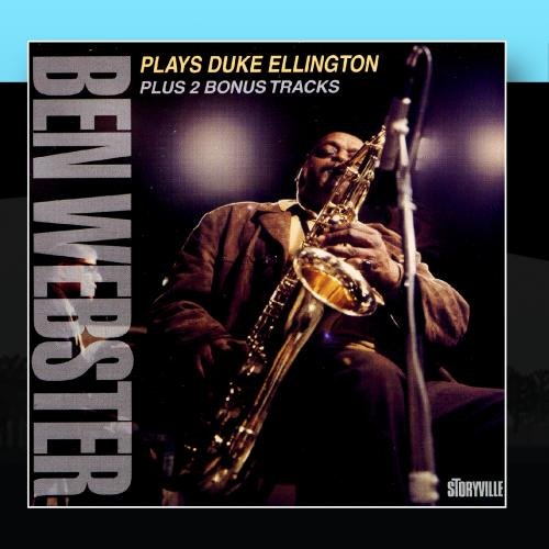 Plays Duke Ellington by Ben Webster