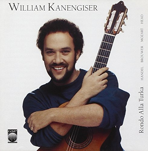 Rondo Alla Turka William Kanengiser Gsp Records