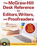 The McGraw-Hill Desk Reference for Editors, Writers, and Proofreaders (with CD-ROM)