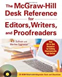 img - for The McGraw-Hill Desk Reference for Editors, Writers, and Proofreaders (with CD-ROM) book / textbook / text book