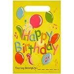 Plastic Happy Birthday Loot / Birthda...