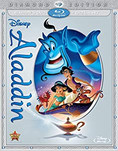 Aladdin: Diamond Edition [Blu-ray] from Walt Disney Studios Home Entertainment