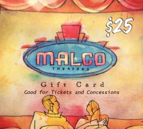 Malco Theatre Gift Card
