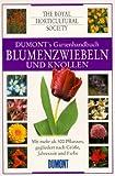 DuMont's Gartenhandbuch, Blumenzwiebeln und Knollen
