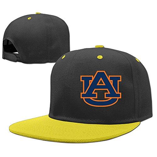 [NCKG Auburn AU Logo University Fans Infant Toddler Caps Hat Adjustable, Yellow] (Wigs Au)