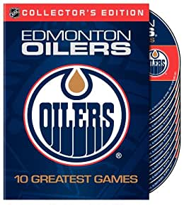 NHL: Edmonton Oilers 10 Greatest Games