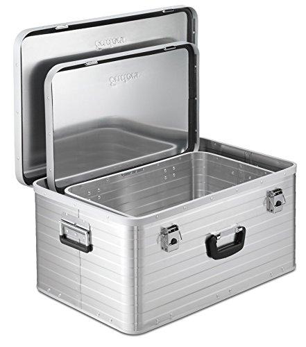 Aluboxen-Set-47-und-80-Liter-hochwertig-verarbeitet-mit-Moosgummidichtung-Alukiste-flexibel-verwendbar-als-Transportbox-und-Lagerbox-Alukoffer-Lagerkisten-Metallkiste-Metallbox-Alubox-Alukisten