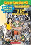 The Case of the Missing Falcon (Jigsaw Jones Mystery Super Special, No. 3)