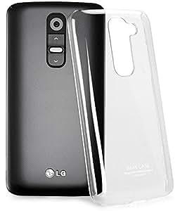 Zoto Back Cover Case For LG G2 [Transparent]