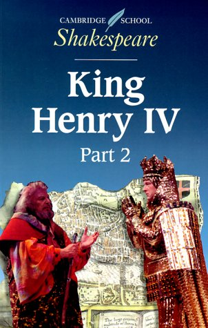 King Henry IV, WILLIAM SHAKESPEARE, REX GIBSON
