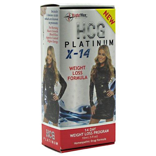 Sport Performance Supplements 0 5 oz 15ml HCG Platinum X 14