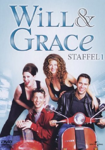 Will & Grace - Staffel 1 [4 DVDs]