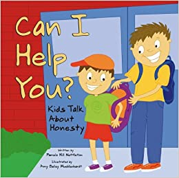 Can I Help You?: Kids Talk About Caring