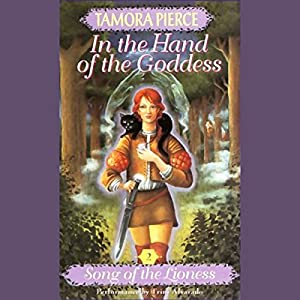 In the Hand of the Goddess Audiobook