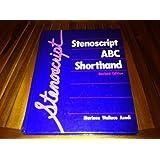 Stenoscript ABC Shorthand