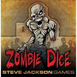 [Best price] Games - SJG Zombie Dice - toys-games