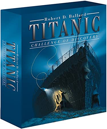 Titanic:  Challenge of Discovery