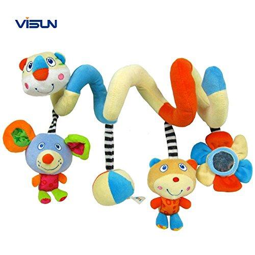 VISUN-New-Activity-Cute-Spiral-Stroller-Toy
