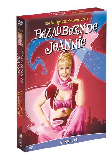 Bezaubernde Jeannie - Die komplette Season Two (4 DVDs)