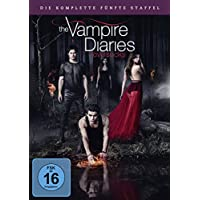 The Vampire Diaries - Die komplette f�nfte Staffel [5 DVDs]