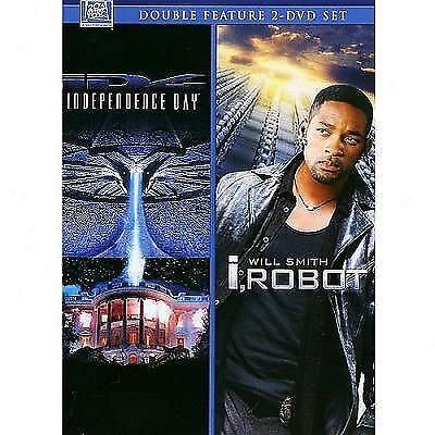 I ROBOT/INDEPENDENCE DAY LIMITED EDIT (I Robot Independence Day compare prices)