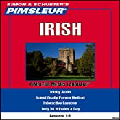 Irish: Lessons 1 to 5: Learn to Speak and Understand Irish | [Pimsleur]