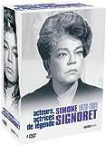 echange, troc Coffret Simone Signoret 4 DVD - 1970/1981 : Le Chat / La Veuve Couderc / Police Python 357 / L'Etoile du Nord