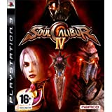 Soul Calibur IV (PS3)by Namco Bandai Games
