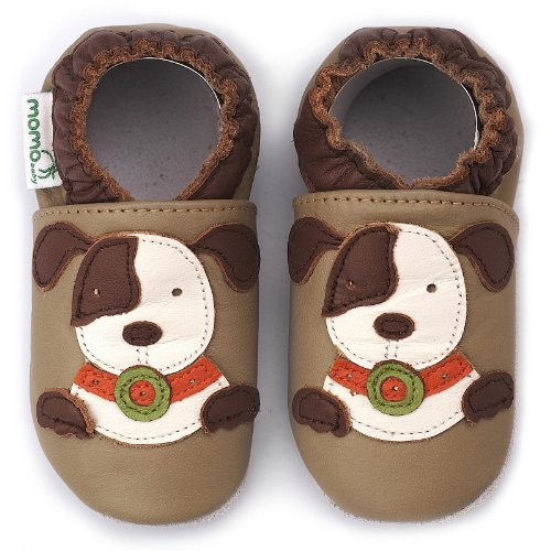 Leather Infant Shoes front-1049024