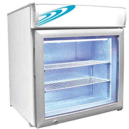 Excellence Ctf-2Ms Two Shelf Countertop Merchandiser Freezer - 120V front-268186