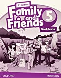 Family and Friends 5 Activity Book Literacy Power Pack 2nd Edition (Family And Friends 2Ed)