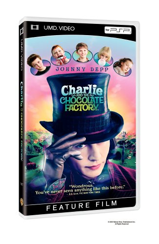 Charlie and the Chocolate Factory [UMD for PSP]