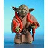 Yoda with Orange Snake Star Wars 12 Inch Scale Kenner Gentle Giant Jumbo Figure