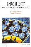 """Afficher """"A la recherche du temps perdu n° 2<br /> Le Côté de Guermantes"""""""