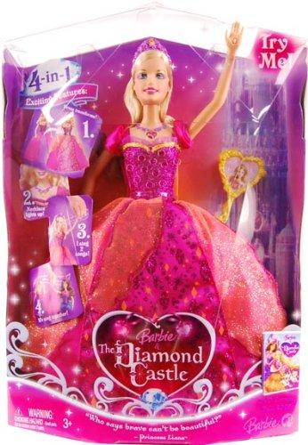 Barbie® & The Diamond Castle Princess Liana Doll